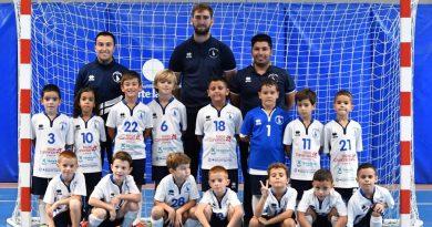 Premio a la deportividad para nuestros equipos Benjamín y Prebenjamín