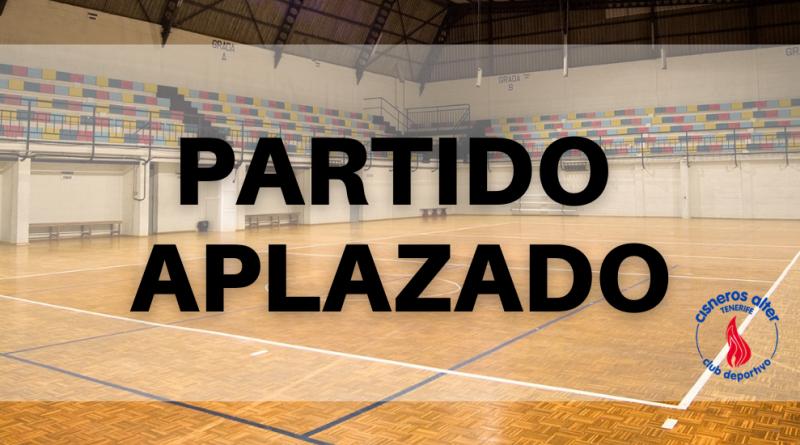 Aplazado el estreno liguero del CD Cisneros Alter contra el Castilla y Palencia 2022