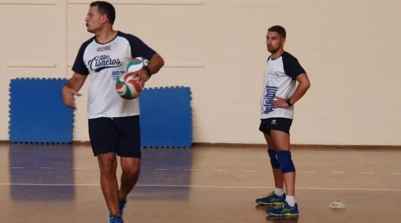 El Cisneros Alter arranca este sábado la Superliga2 con la visita del CV Leganés